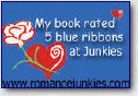 5 Blue Ribbons from Romance Junkies