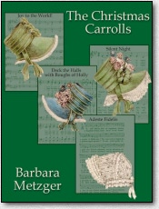 The Christmas Carrolls by Barbara Metzger