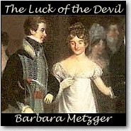 The Luck of the Devil - by Barbara Metzger