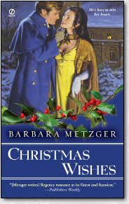 Christmas Wishes  (reprint), by Barbara Metzger